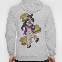 Burger Medium Maya Fey Hoody