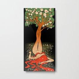 Spirit Of The Trees Metal Print