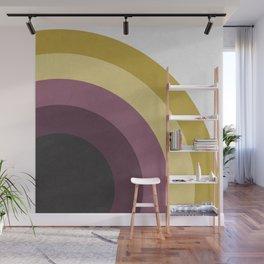 Five Circles Wall Mural
