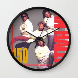 Excellent Halen Wall Clock