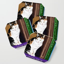 Agatha and Other Classics Coaster