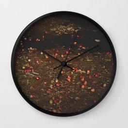 Bieszczady Wall Clock