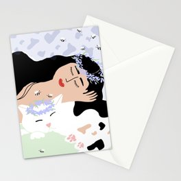 Lavender Dreamers Stationery Cards