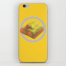 TANKE iPhone & iPod Skin