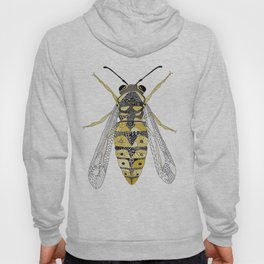 Yellowjacket Wasp Hoody