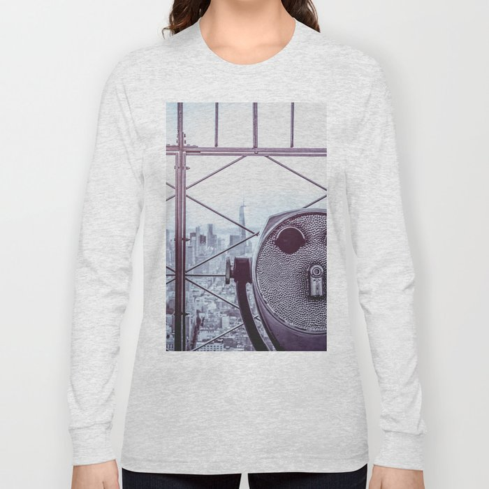 Perfect New York Night - City Life Long Sleeve T-shirt