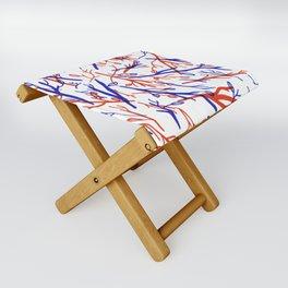 Twigs Folding Stool
