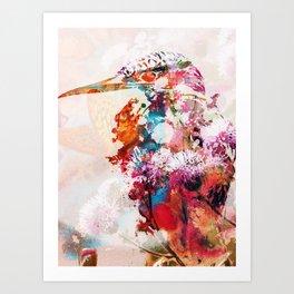 A Different Kind of Bird Art Print
