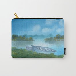 Across the mere Ellesmere Shropshire UK Carry-All Pouch