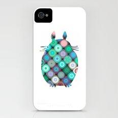 Totoro iPhone (4, 4s) Slim Case