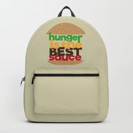 the best sauce Backpack