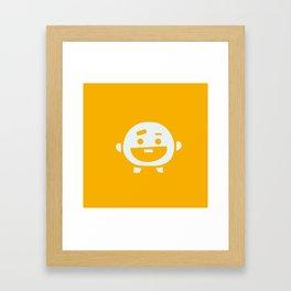 BT21-Shooky Framed Art Print