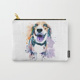 Sweet Beagle Carry-All Pouch