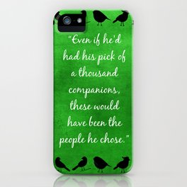 Wylan Van Eck iPhone Case