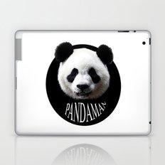 Panda cool man colors fashion Jacob's Paris Laptop & iPad Skin
