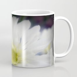 Flower | Flowers | Daisy with Yellow Centre Coffee Mug