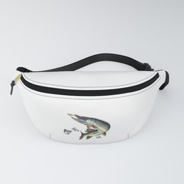 Musky Fishing Fanny Pack