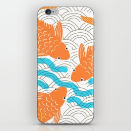Lucky Fish iPhone Skin