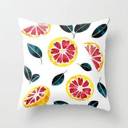 Fruit Crush #society6 #decor #buyart Throw Pillow