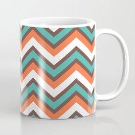 Zigzag Boho Coffee Mug