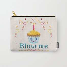 Blow Me Carry-All Pouch