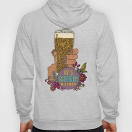 Beer o'clock Hoody