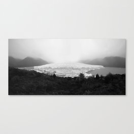 The Giant Ice Canvas Print
