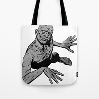 stone Tote Bags featuring Stone by Matthew Dunn