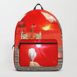 SquaRed: Opposite Backpack