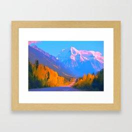 1960s Landscape XXIII Framed Art Print