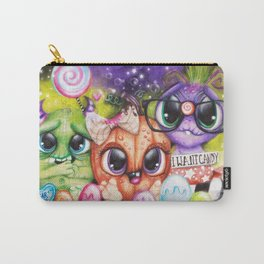 Lil Monsters - Halloween by Sheena Pike Carry-All Pouch