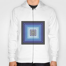 Fashion and blue pattern Hoody