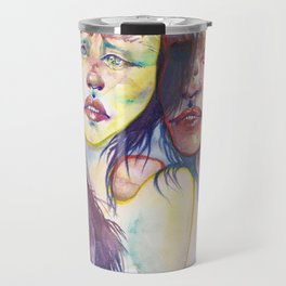 We Were Marked With What We Were Before We Knew Travel Mug
