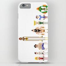 The Original 8 - Street Fighter  iPhone 6 Plus Slim Case