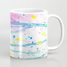 Enchanted Forest Watercolor Coffee Mug
