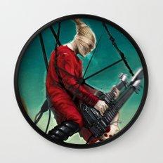 Doof Warrior Wall Clock