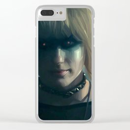 Pris Blade Runner Replicant Clear iPhone Case