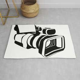 Professional Camera Costly Rigid Screen Spot Film Industry Rug