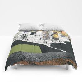 Landscape Collage 2 Comforters
