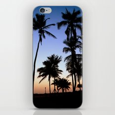 palmadise 1 iPhone & iPod Skin