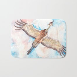 Test Flight Bath Mat
