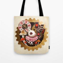 Bunny Time Tote Bag