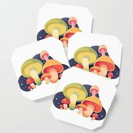 Mushrooms Coaster