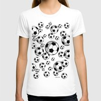 soccer T-shirts featuring Soccer by joanfriends