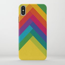 Bright Summer Lines iPhone Case