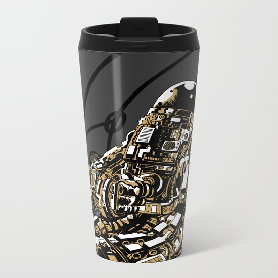 Full Throttle Metal Travel Mug