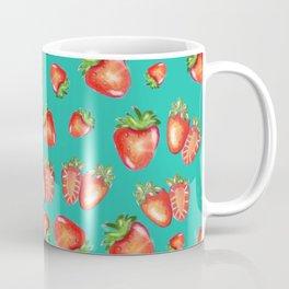 Strawberies pattern Coffee Mug