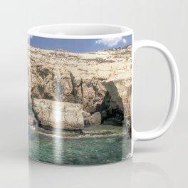 Azure Window Attraction In Gozo Island Coffee Mug
