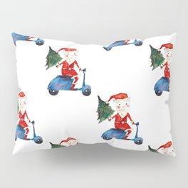 Italian Santas Pillow Sham