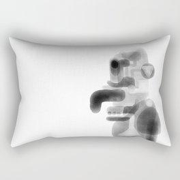 Mr. Robot Toe Rectangular Pillow